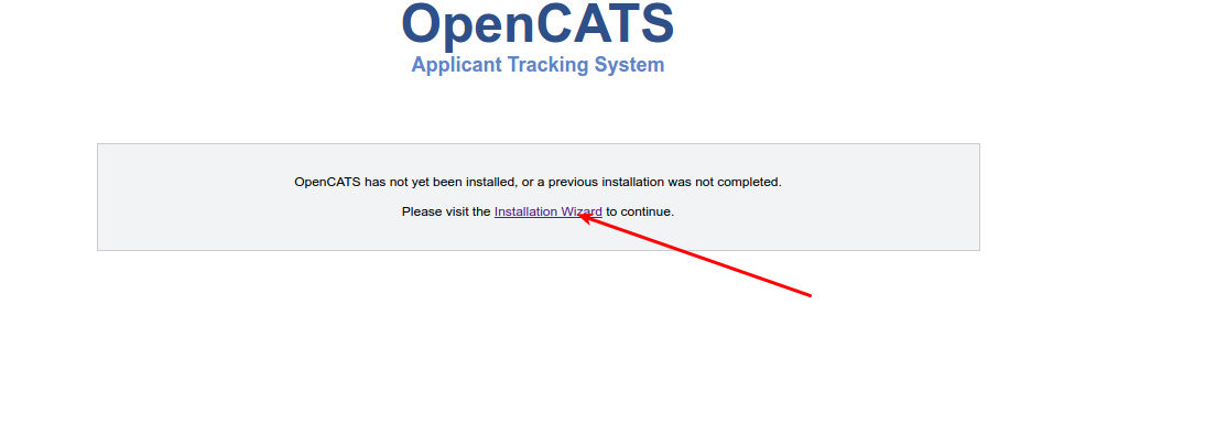 Install on Ubuntu 16 04 — OpenCATS 0 9 3 documentation